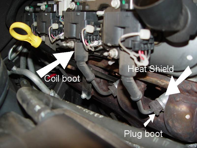 How To Attach Spark Plug Boot To Coil Wire: mqqn7s C5 Technical Information Pages - Complete C5 Clutch rh:iammoon.com,Design